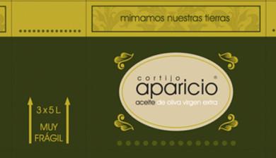 Imagen para Aceites Aparicio, Packaging.
